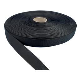 WBC Brand Black Grosgrain Binding Tape- 3/4