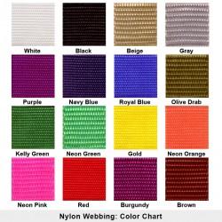 Lightweight Nylon Webbing