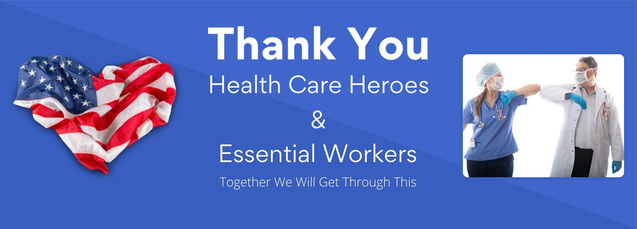 Thank You Health Care Heros