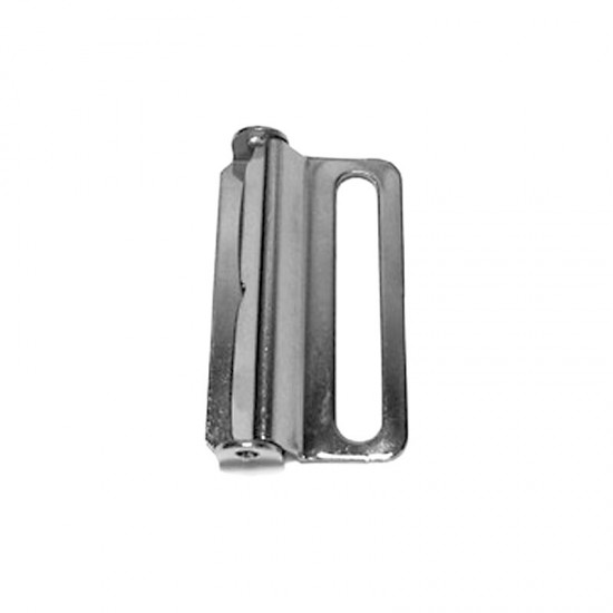Sew On Ratchet, Nickel Plated - (AL-480)