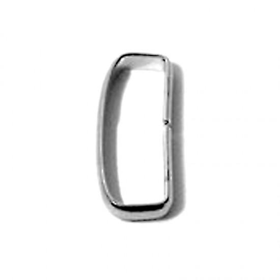 Belt Loop, Nickel Plated (AL-1509)