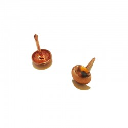 Decorative Nail, Copper Plated
