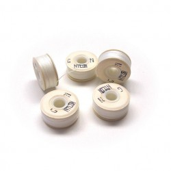 Pre-Wound Sewing Thread Bobbins