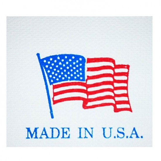 Made in USA - Flying Flag Tyvek<sup>®</sup> Tag