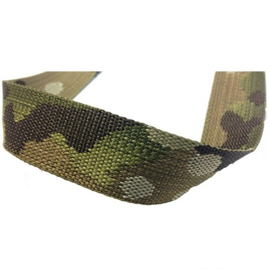 Camouflage Print Webbing